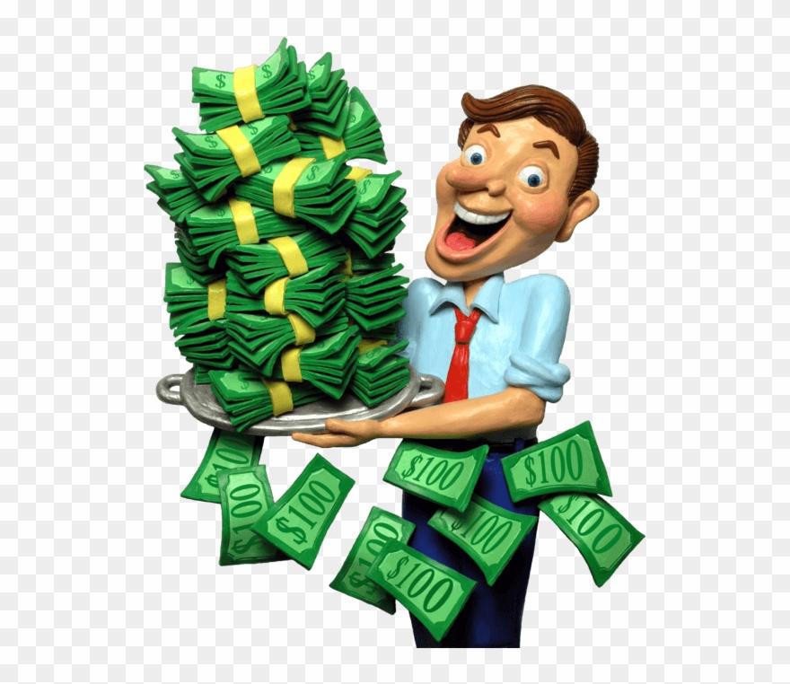 I need more money! By javierhammad | Business Cartoon ... |More Money Cartoon