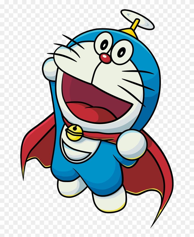 Doraemon Clipart Corel Draw - Doraemon Png Transparent Png