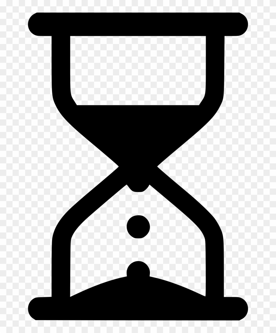 Sand Clock Time Timer Hourglass Comments - Clock Clipart