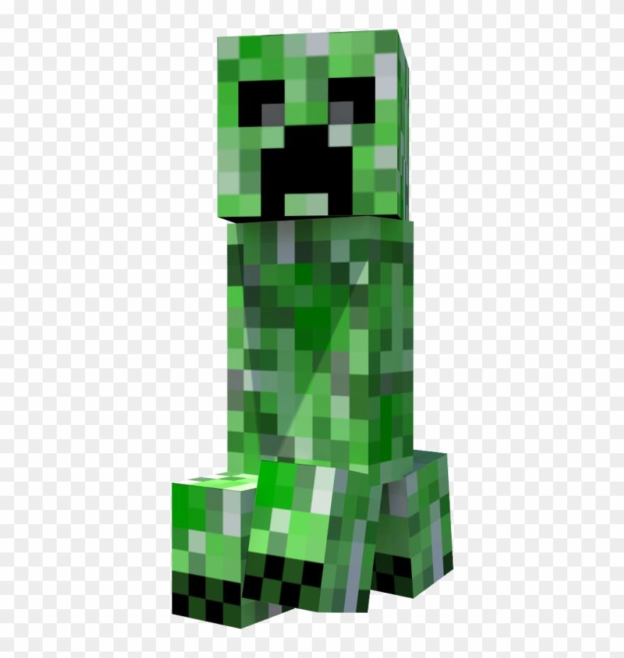 Minecraft Creeper Transparent Background Minecraft Creeper Png
