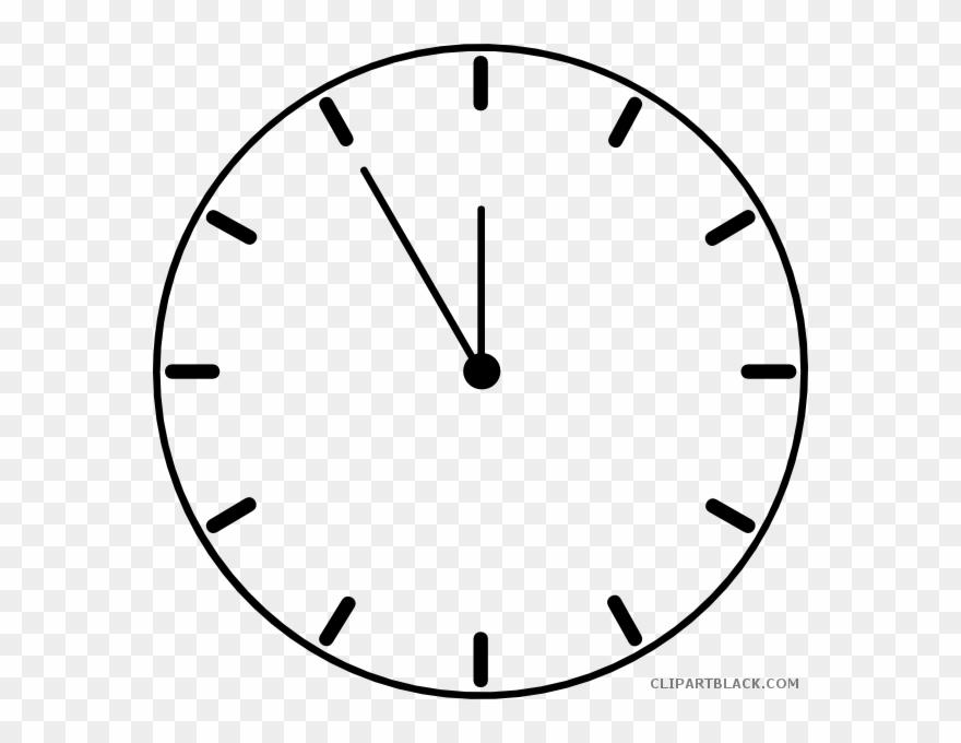 Clock Clipart Square - Clock Clipart - Png Download (#808048