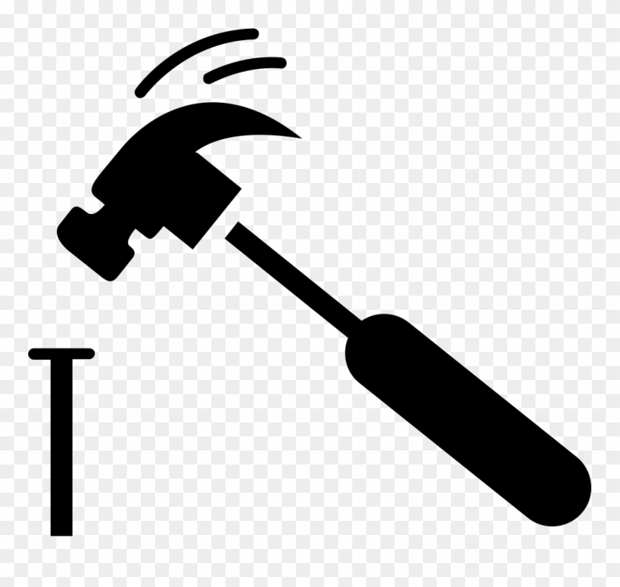 hammer and nail png clipart 813177 pinclipart hammer and nail png clipart 813177