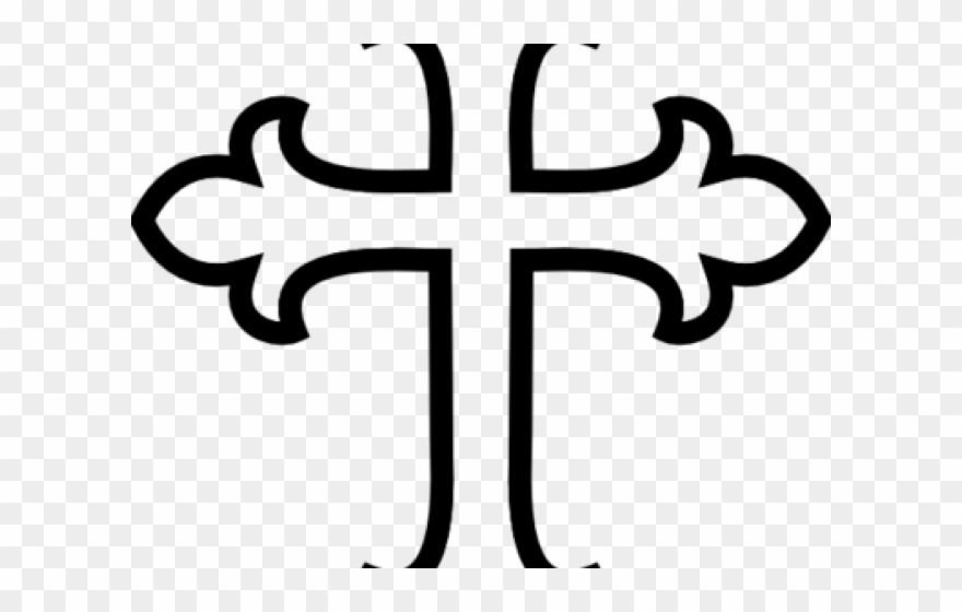 Celtic Cross Clipart Catholic Bible Download Png Download