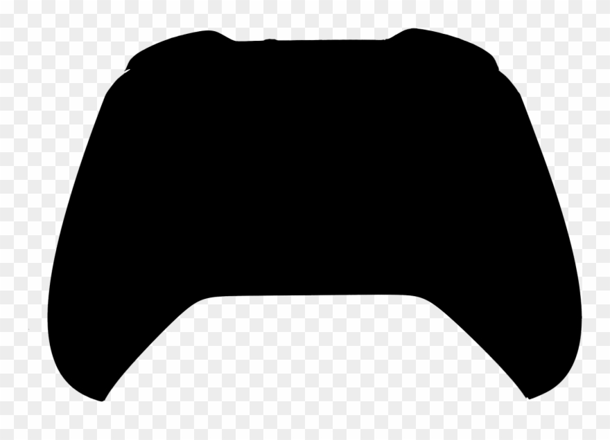 Xbox 360 Controller Silhouette Clip Art At Clker - Xbox ...Xbox Controller Silhouette Image