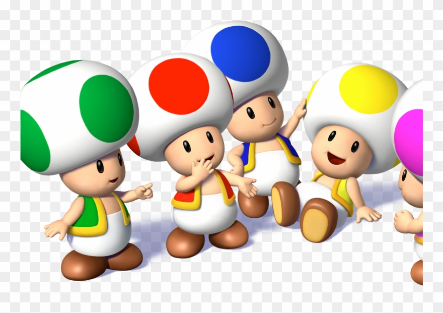 Toad Transparent Wallpaper Mario Png Black And White Toad Mario
