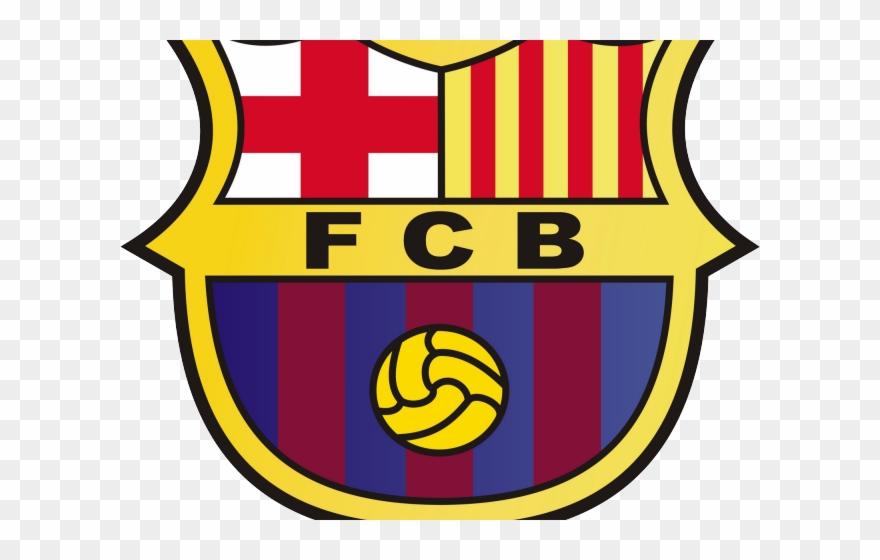 76e88f26c Barcelona Clipart Png - Fcb Logo For Dream League Soccer 2018 Transparent  Png