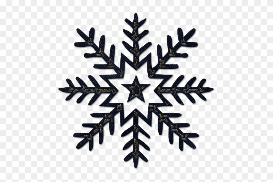 Snowflake Clipart High Resolution