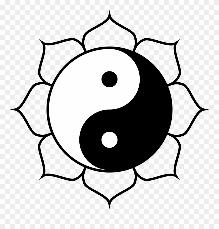 92 Online Yin Yang Coloring Pages Click The Dream Lotus
