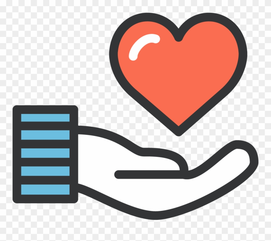 Sharing-love - Love Share Icon Clipart (#835463) - PinClipart