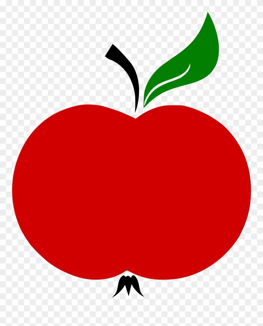 Download Apple Stem And Leaf Vector Clipart (#837857 ...