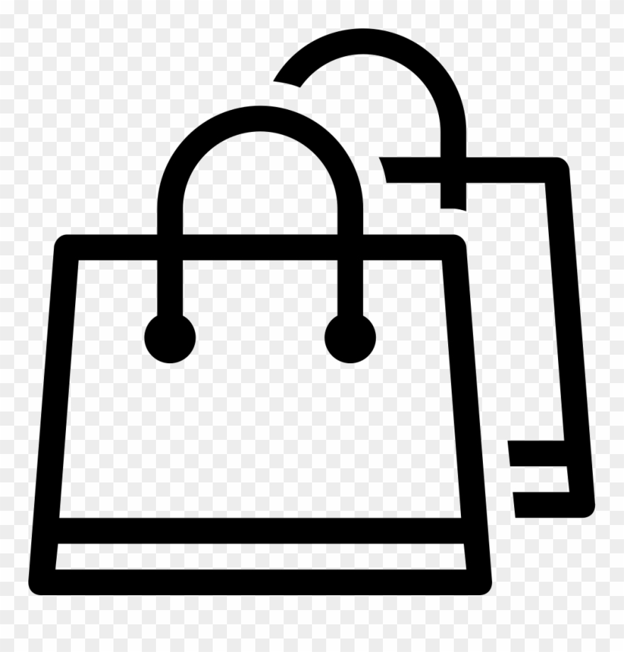 Shopping Bag Png Shopping Bag Png Icon Clipart 842533 Pinclipart
