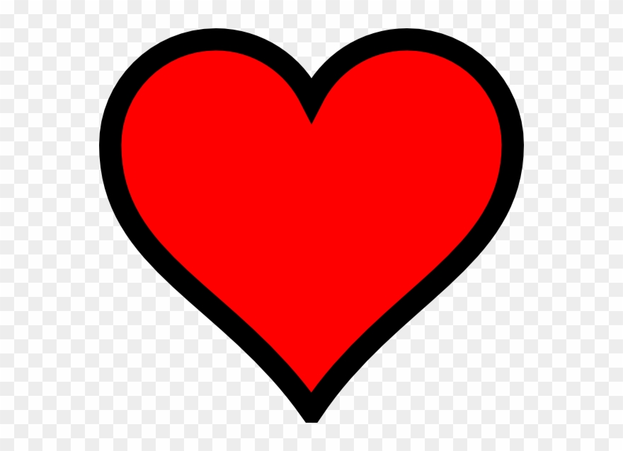 Heart cute. Clipart png download pinclipart