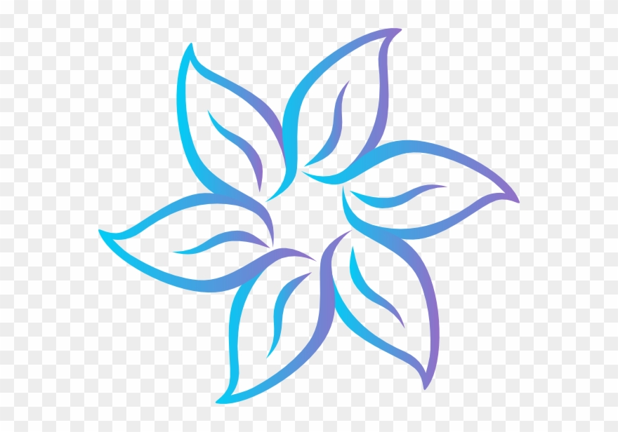 Flowers You Can Draw Clipart (848411) , PinClipart
