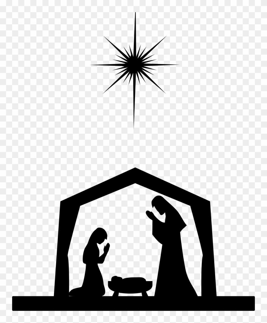 Advent nativity. Choral service o come
