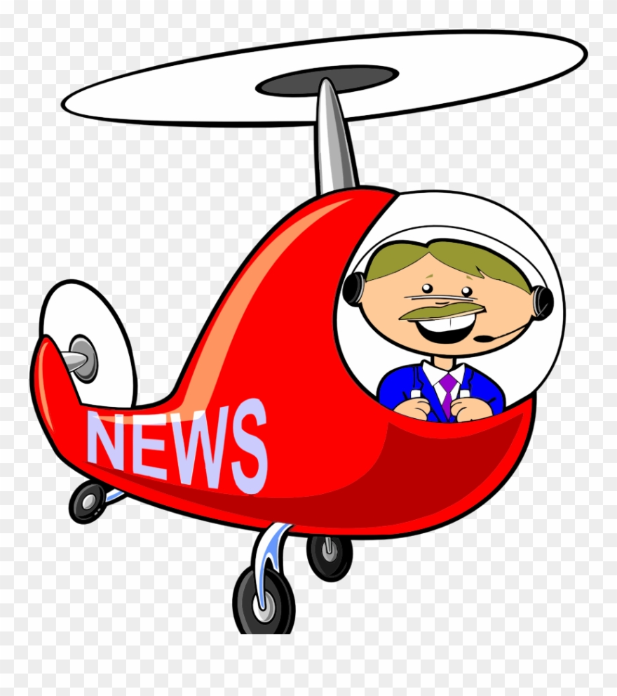 Helicopter Clipart Airplane Fly A Helicopter Clipart Png Download 855302 Pinclipart
