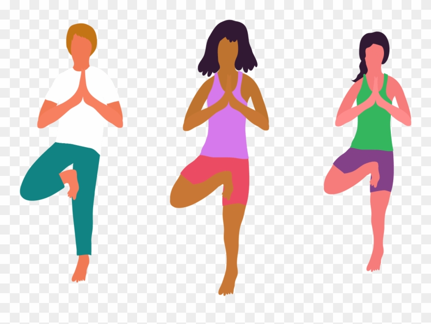 These Simple Explanations And Illustrated Sequences - Yoga Thank You