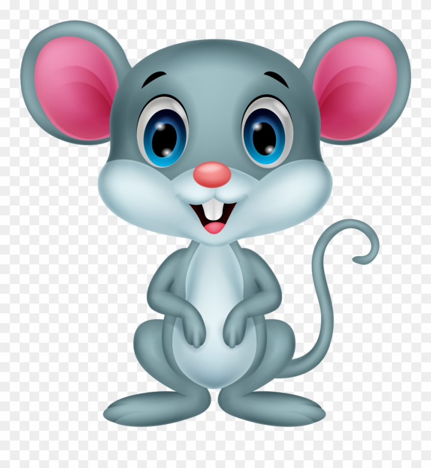 Png Pinterest Gerbil - Cartoon Pictures Of Mouse Clipart