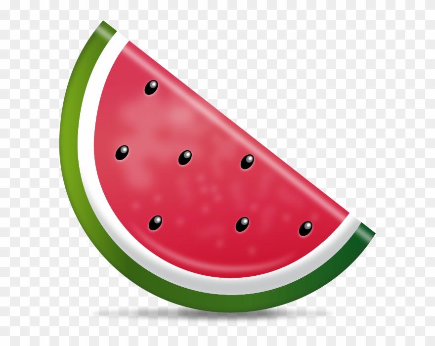 Water Wave Emoji 2 Watermelon Emoji No Background Clipart Full Size Clipart 863716 Pinclipart