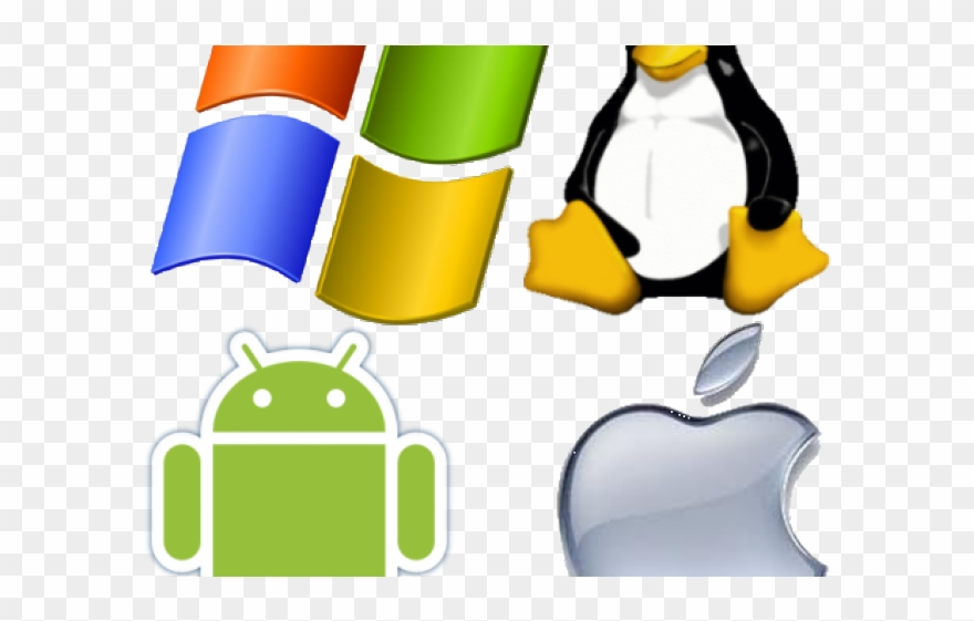 Software Clipart Laptop Repair - Linux Penguin - Png
