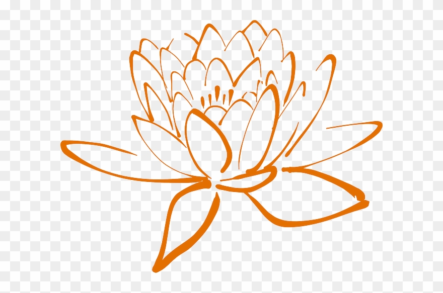 Growth Is A Magical Happenstance Lotus Flower Buddhism Clip Art