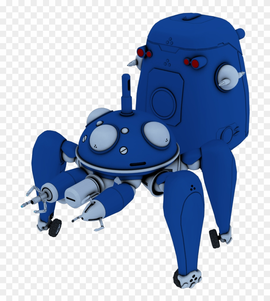 Clipart Ghost In The Shell Tachikoma Png Download 873772 Pinclipart