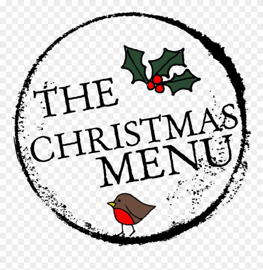 Christmas Dinner Clipart.Christmas Menu Christmas Day Clipart 879754 Pinclipart