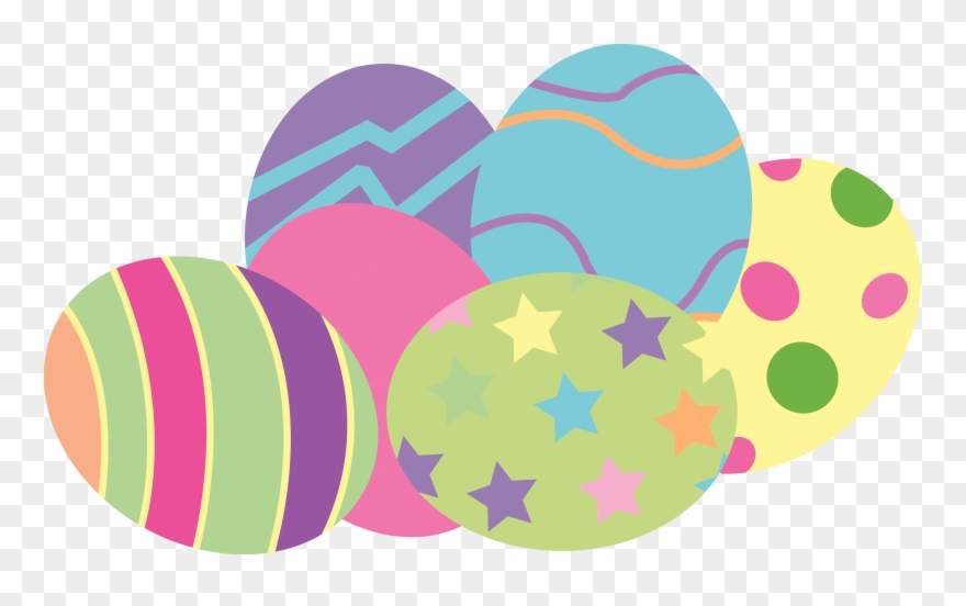 Our Easter Egg Hunt Will Be Wednesday March 28, At - Easter Eggs Png Clipart Transparent Png