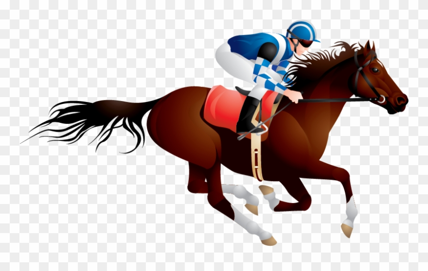 Horse Racing Png Clipart Royalty Free Horse Racing Logo Png Transparent Png 889917 Pinclipart