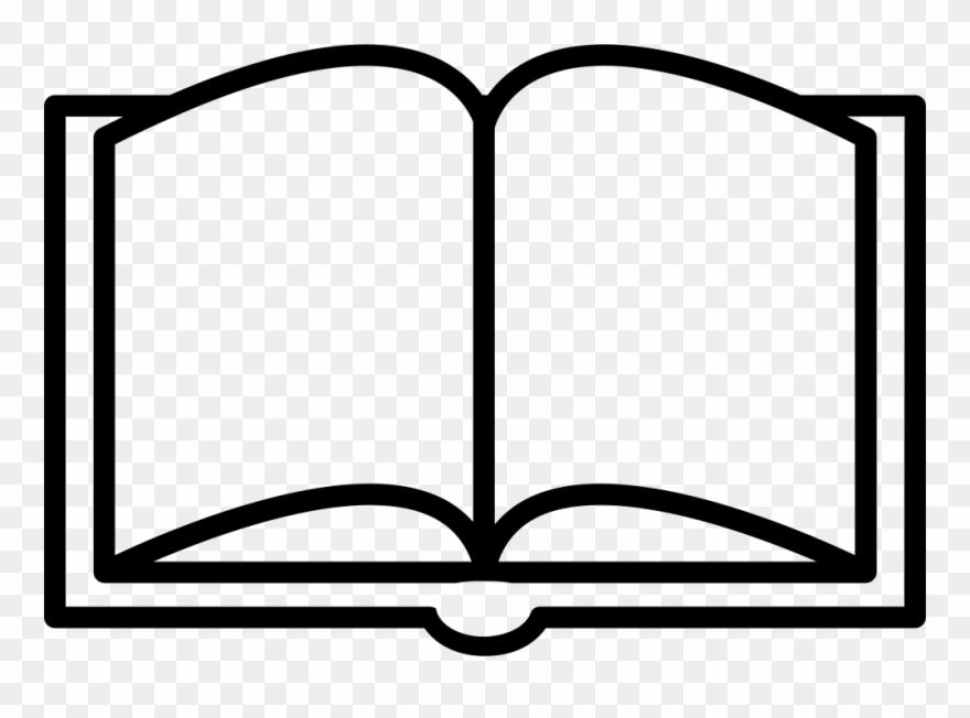 books icon png image transparent books svg outline - books icon png outline