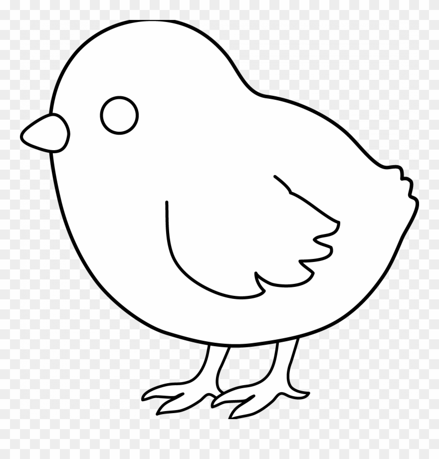Chick Coloring Pages Cute Baby Chick Coloring Pages Baby Chick