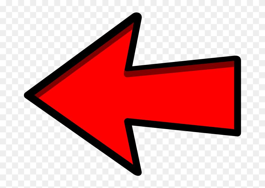 Arrow To The Left 3 Vbec Email Symbol Clip Art Location ...
