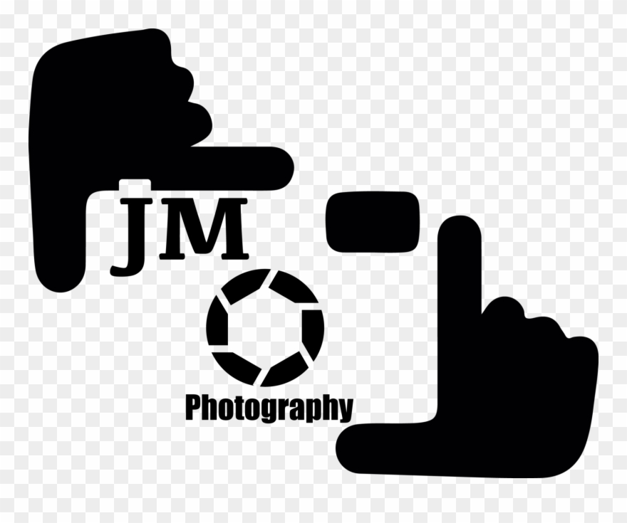 Svg Library Stock Clipart Camera Black And White Jm Photography Logo Png Download 91542 Pinclipart