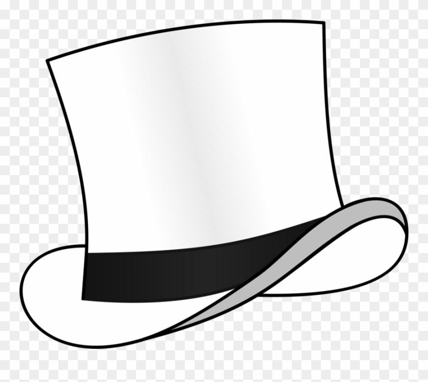 f4c89cacb9051 Top Hat Fedora Six Thinking Hats White - White Hat De Bono Clipart ...