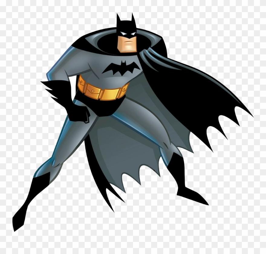1495749349batman Hd Cartoon Clipart Png Batman Clip Transparent Png