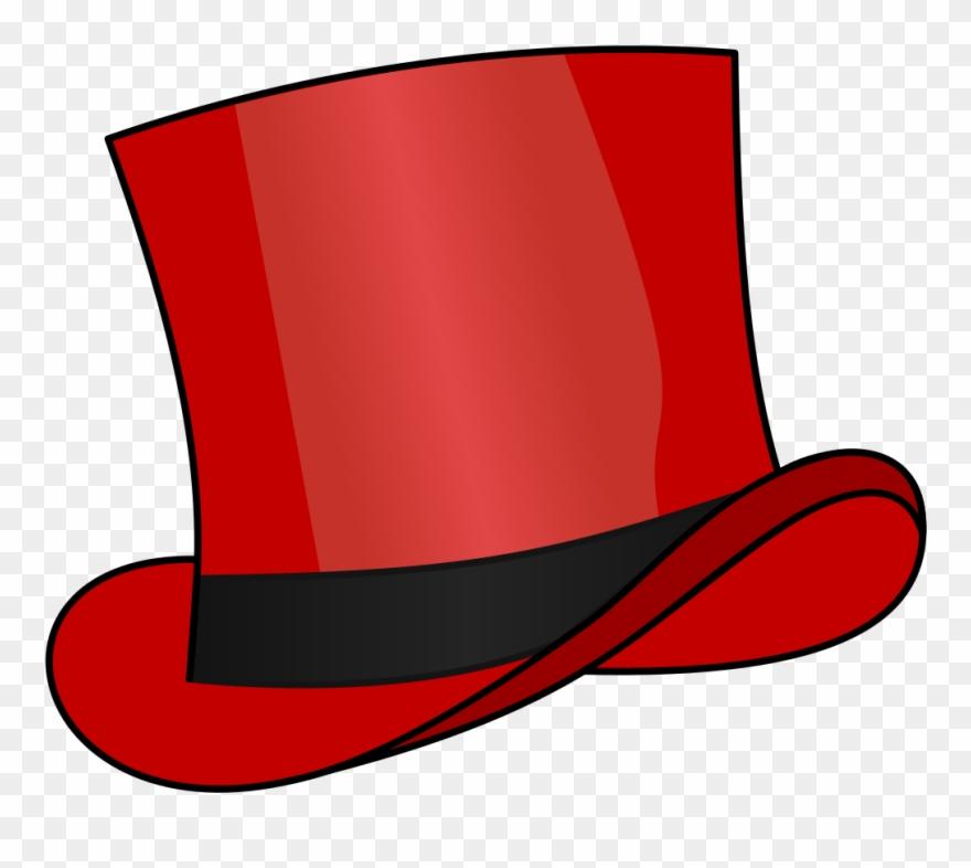 7848ad36420 Top Hat Baseball Cap Cowboy Hat Six Thinking Hats - De Bono s Thinking Hat  Red Clipart