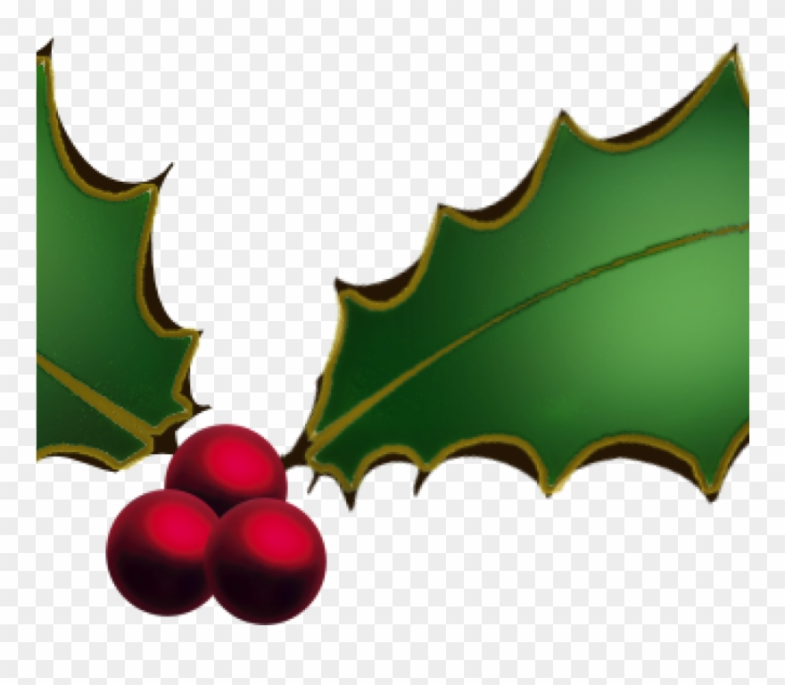 Christmas Holly Clip Art.Christmas Holly Clipart Clipart Christmas Holly Clipart