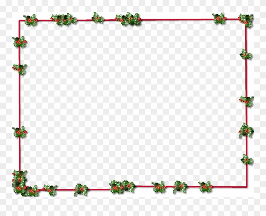 Christmas Frame.Png Christmas Frames Christmas Frame Png Transparent
