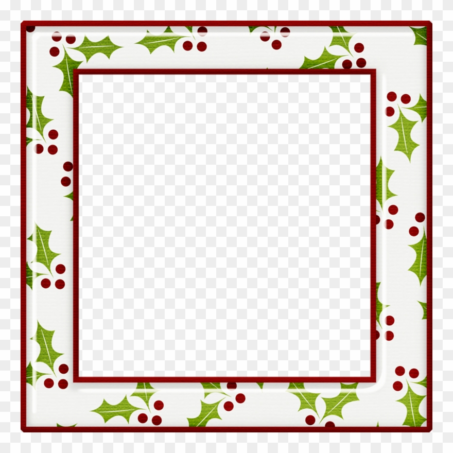 Christmas Time Is Here, Merry Christmas Everyone, Peppermint - Bordes Navideños Para Word Clipart
