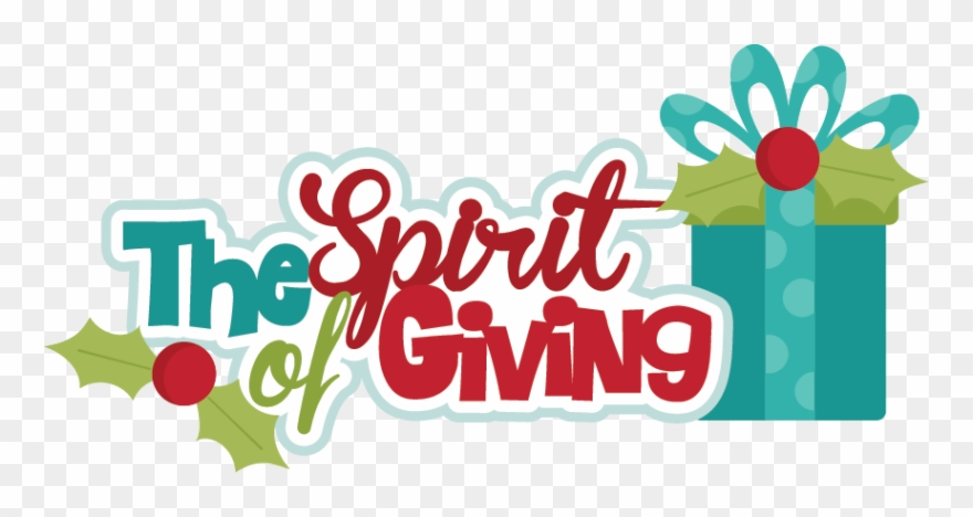 Christmas Giving Clipart.Christmas Toy Drive Spirit Of Giving Clipart 98692