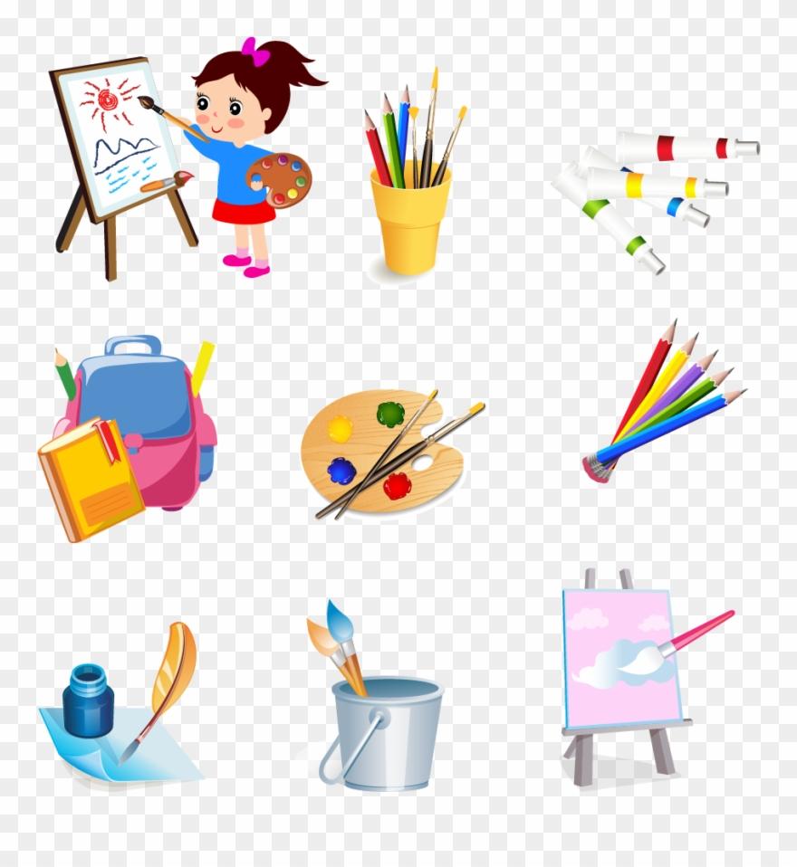 Tools clip art drawing png download