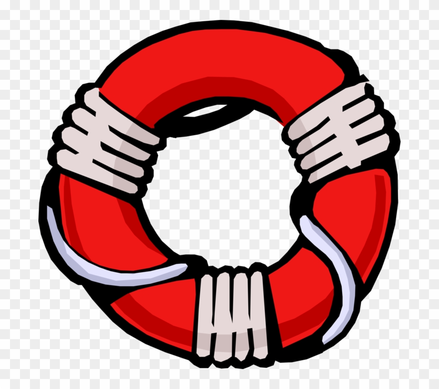 Vector Illustration Of Life Buoy Royalty Free Cliparts, Vectors, And Stock  Illustration. Image 13100937.