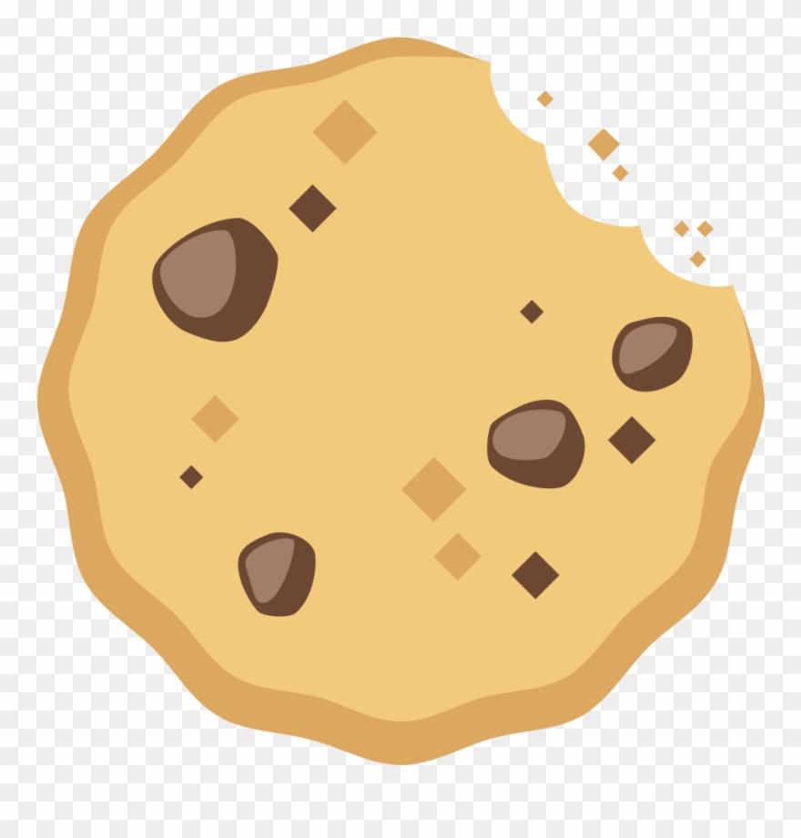 File Emojione 1f36a Svg Cookie Emoji Png Clipart