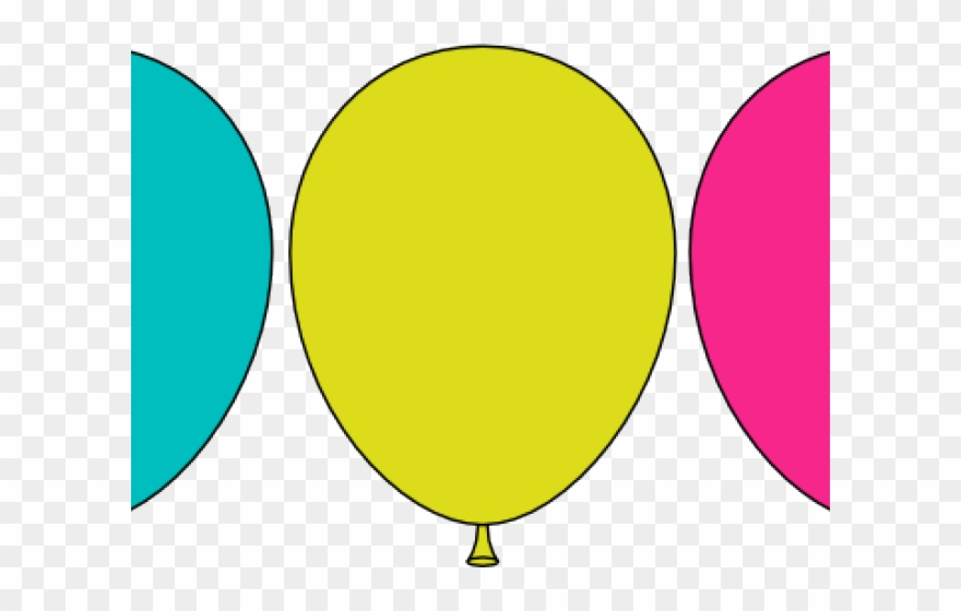 photo regarding Balloons Printable identify Balloon Clipart Printable - Circle - Png Down load (#916414