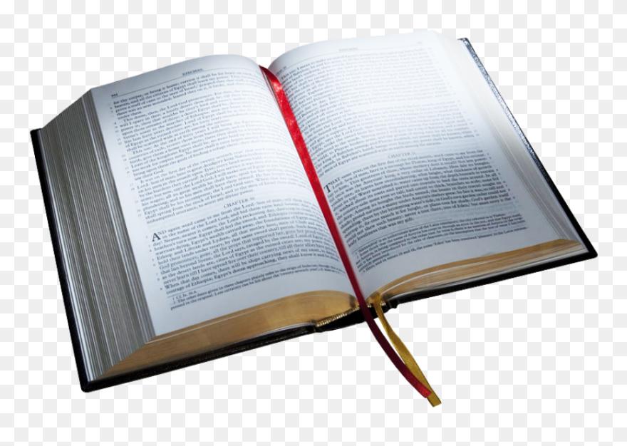Bible transparent background. Clipart