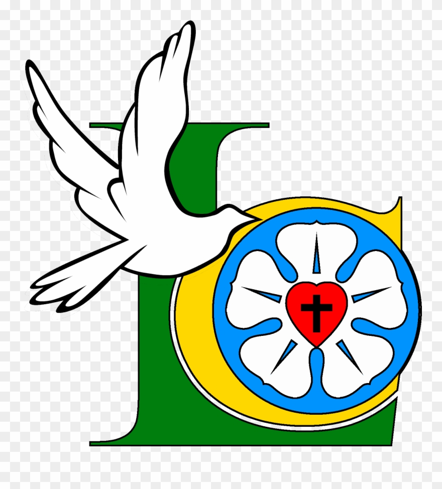 Letter To Bishop Eaton - Holy Spirit Dove Drawing Clipart