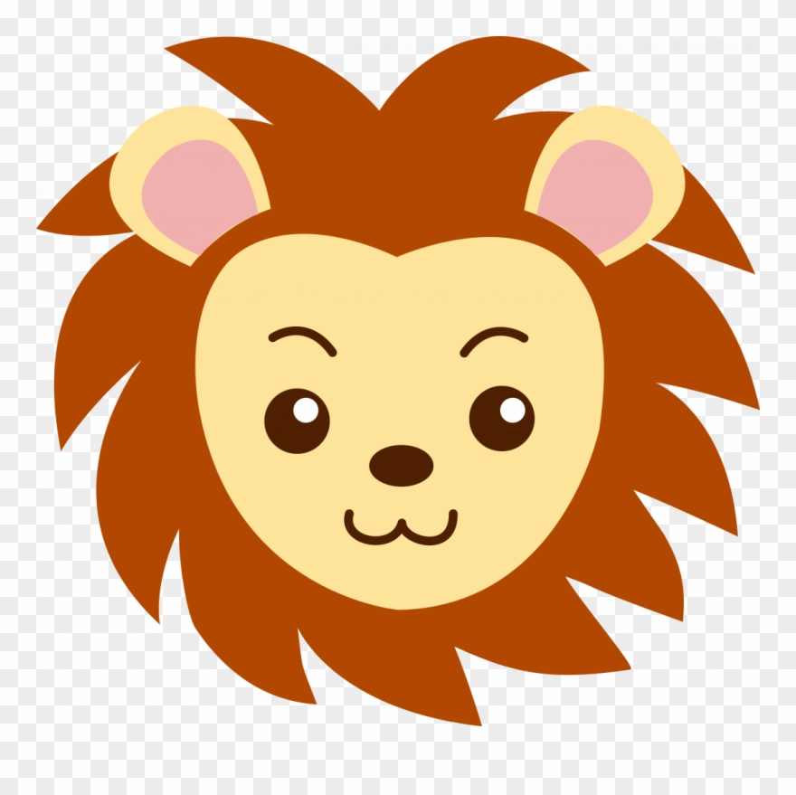 Large Size Of How To Draw A Cartoon Lion Step By Easy Clip Art