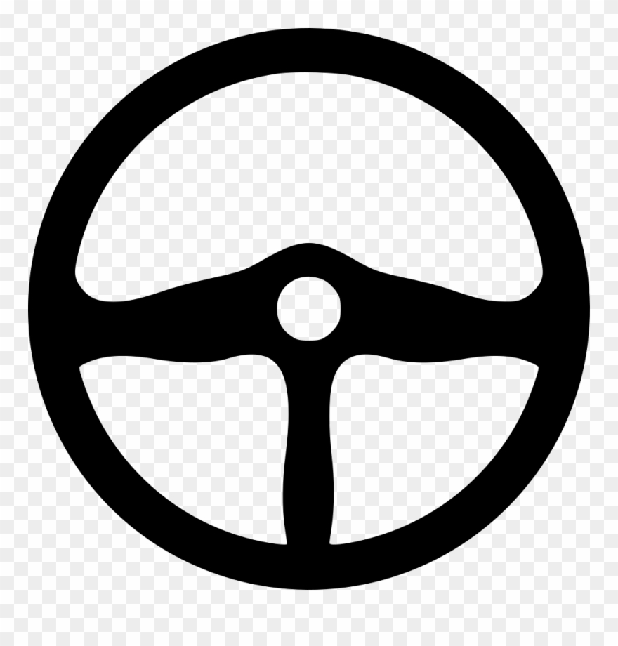 car svg png icon free download onlinewebfonts vector steering wheel svg free clipart 924064 pinclipart vector steering wheel svg free clipart