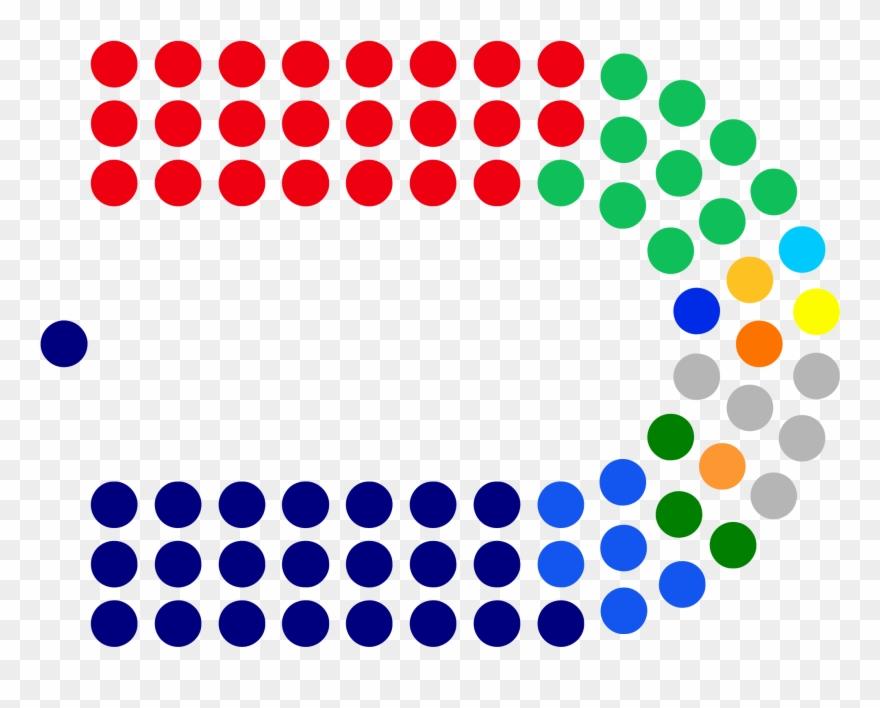 Open - Senate Seating Plan Australian Clipart (#925493