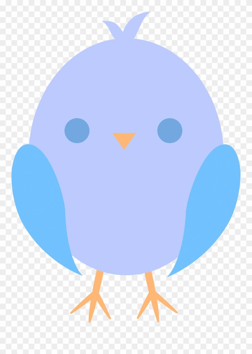 Cute Baby Chicken Clipart - Baby Cartoon Bird Transparent ...