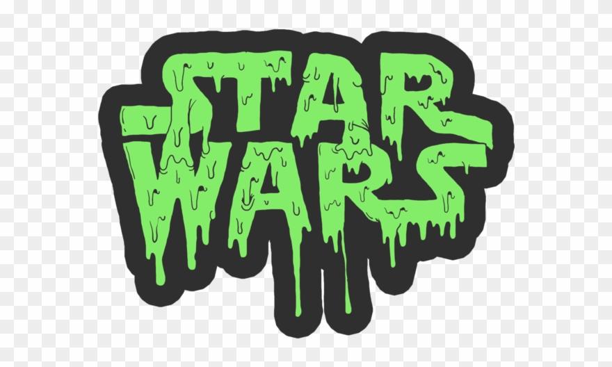Star Wars Logo Png Star Wars Green Logo Clipart 927309 Pinclipart